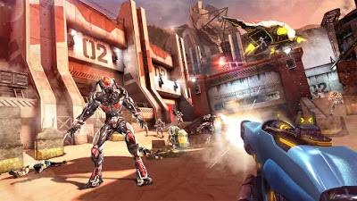 تحميل لعبة الاكشن والمغامرات Shadowgun Legends للاندرويد