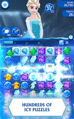 Photo of تحميل لعبة الالغاز الرائعة Frozen Free Fall للاندرويد