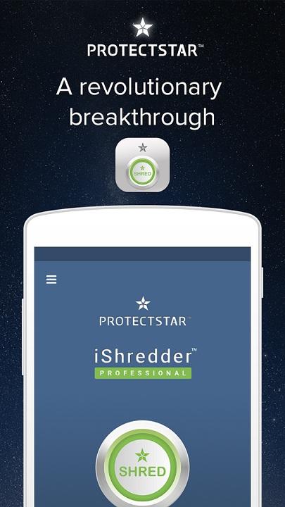 تحميل تطبيق IShredder لحذف الملفات نهائياً للاندرويد