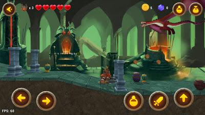 تحميل لعبة Nine Worlds Adventure للاندرويد كاملة