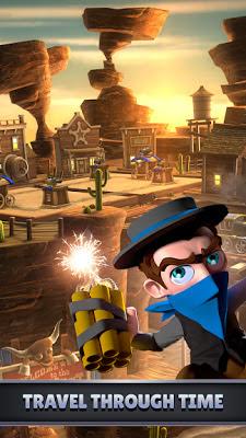 تحميل لعبة المغامرات Chaos Battle League للاندرويد كاملة