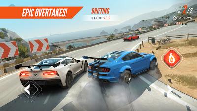 تحميل لعبة السباق الجديدة Rebel Racing كاملة للاندرويد