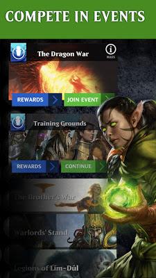 تحميل لعبة القتال الخيالية Magic: Puzzle Quest للاندرويد كاملة