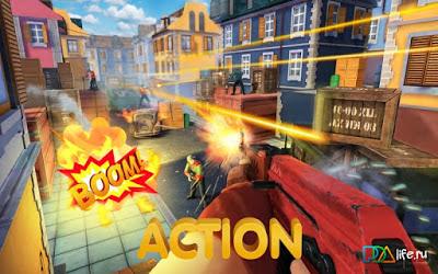 تحميل لعبة الأكشن Guns of Boom للاندرويد