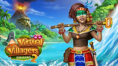 Photo of تحميل لعبة المغامرات الشيقة البقاءVirtual Villagers Origins 2للاندرويد