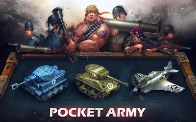 تحميل لعبة الاستراتيجية War in Pocket للاندرويد