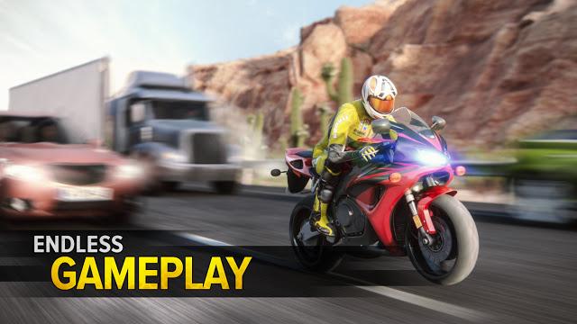 Photo of تحميل لعبة سباق الدراجات Highway Rider للاندرويد