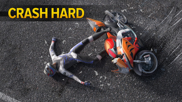 تحميل لعبة سباق الدراجات Highway Rider للاندرويد