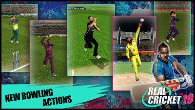 تحميل لعبة كريكيت Real Cricket للاندرويد كاملة