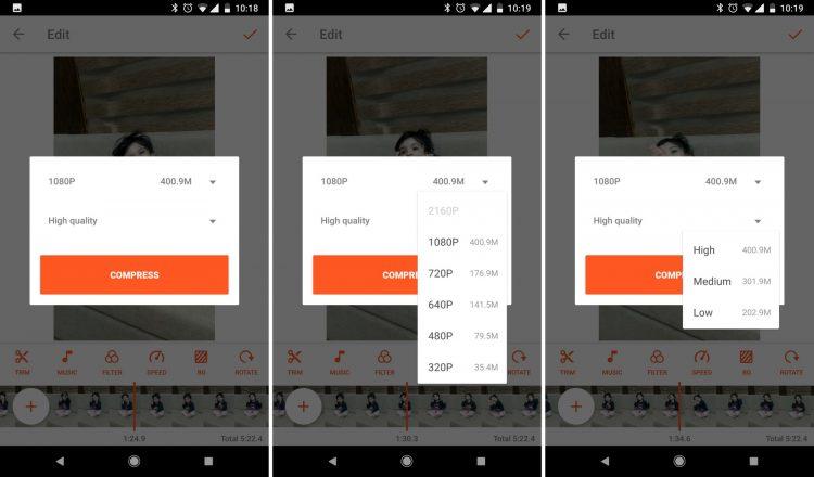 تحميل تطبيق تعديل الفيديو باحترافية YouCut – Video Editor للاندرويد