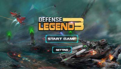 تحميل لعبة برج الدفاع Defense Legend 3: Future War للاندرويد
