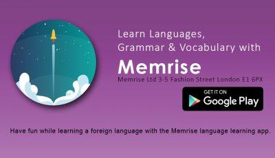 تحميل تطبيق تعلم الإنجليزية Memriseعلى للاندرويد