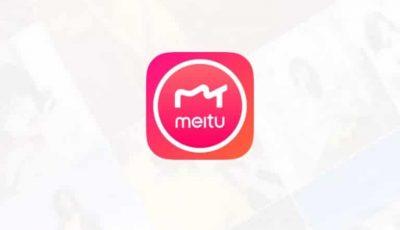 تحميل تطبيق تحويل الصور لكارتون Meitu للاندرويد