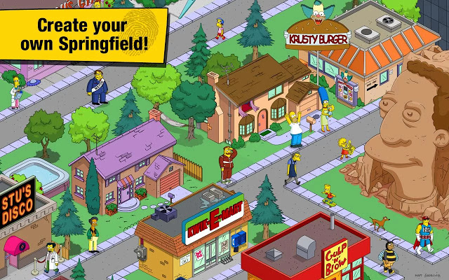 Photo of تحميل لعبة سيمبسونز The Simpsons Tapped Out للاندرويد كاملة