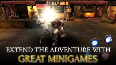 تحميل لعبة اربي جي Arcane Quest Legends – Offline RPG للاندرويد