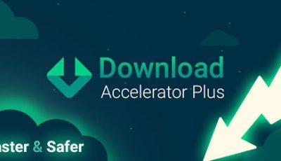 تحميل تطبيق تسريع تنزيل الملفات download accelerator plus للاندرويد