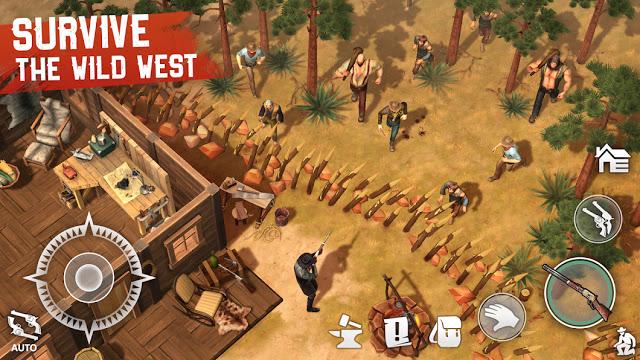 تحميل لعبة رعاه البقر Westland Survival للاندرويد كاملة
