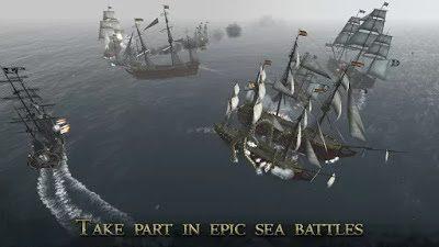تحميل لعبة القراصنة The Pirate: Plague of the Dead للاندرويد