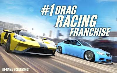 تحميل لعبة سباق السيارات الرهيبةCSR Racing 2 للاندرويد