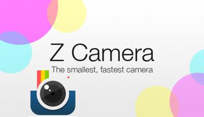 تحميل تطبيق تعديل الصور Z Camera للاندرويد