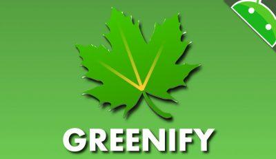 تحميل تطبيق إطالة عمر البطارية Greenify Greenify للأندرويد