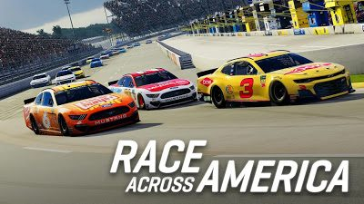 تحميل لعبة سباق السيارات NASCAR Heat Mobile للاندرويد