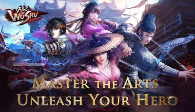 تحميل لعبة القتال والمغامرات Age of Wushu Dynasty للاندرويد
