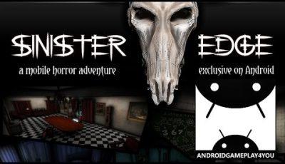 تحميل لعبة الرعب Sinister Edge – 3D Horror Game للاندرويد كاملة
