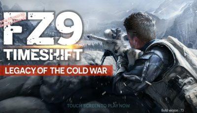 تحميل لعبة الاكشن والمغامرة FZ9: Timeshift – Legacy of The Cold War للاندرويد