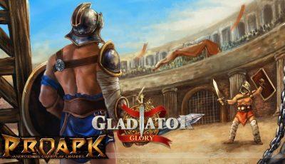 تحميل لعبة المصارع Gladiator Glory للاندرويد