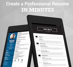 تحميل تطبيق Professional Resume Maker لصناعة السيرة الذاتية باحترافية على اندرويد