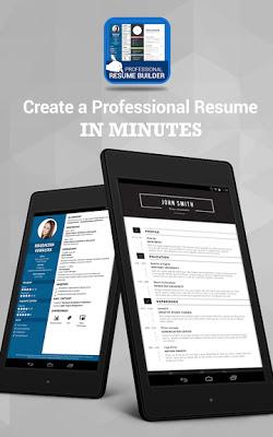 Photo of تحميل تطبيق Professional Resume Maker لصناعة السيرة الذاتية باحترافية على اندرويد