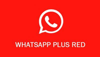 تحميل واتس اب بلس الاحمر اخر اصدار WhatsApp Plus Red 2019