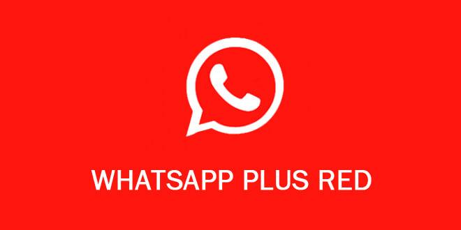 Photo of تحميل واتس اب بلس الاحمر اخر اصدار WhatsApp Plus Red 2019