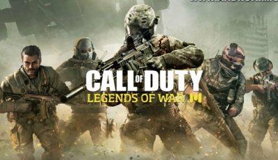 تحميل لعبة Call of Duty Mobile للاندرويد كاملة