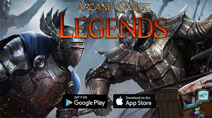 Photo of تحميل لعبة اربي جي والاستراتيجية Arcane Quest Legends – Offline RPG للاندرويد
