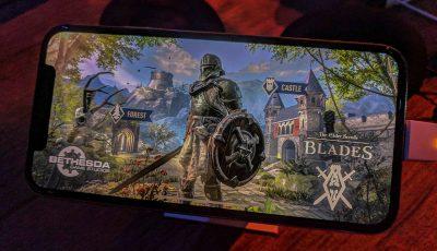 تحميل لعبة المغامرات والاستراتيجية The Elder Scrolls: Blades للاندرويد
