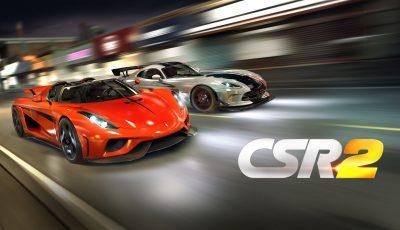 تحميل لعبة السيارات CSR Racing 2 للاندرويد