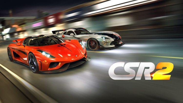 Photo of تحميل لعبة السيارات CSR Racing 2 للاندرويد
