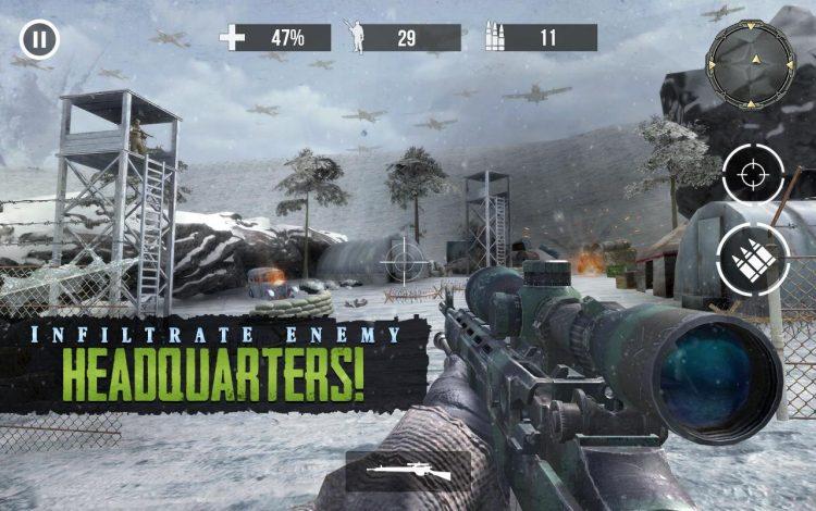 Photo of تحميل لعبة الحرب العالمية الثانية Call of Sniper WW2 للاندرويد