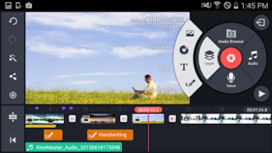 Photo of تنزيل تطبيق تحرير الفيديو KineMaster – Video Editor للاندرويد