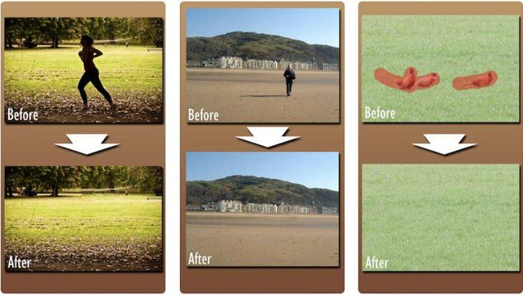 برنامج ازالة الشخبطة من الصور للايفون