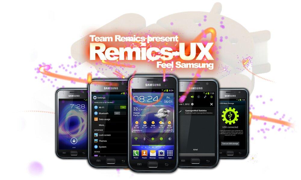 Photo of روم 4.2.2  [RemICS] للاس 1  i9003